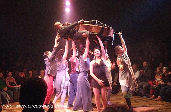 Cirque Bouffon Kritik